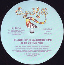 Load image into Gallery viewer, The Adventures of Grandmaster Flash On The Wheels Of Steel