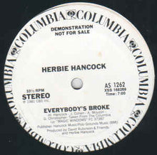 Load image into Gallery viewer, Herbie Hancock - Magic Number/ Everybody's Broke 12INCH
