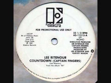Load and play video in Gallery viewer, Lee Rittenour - Countdown ( Captain Fingers) 12INCH