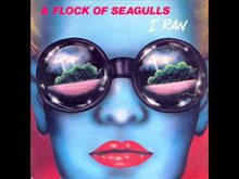 Load and play video in Gallery viewer, Flock Of Seagulls - I Ran / Messages