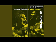 Load and play video in Gallery viewer, Billie Holiday & Ella Fitzgerald - Live at Newport