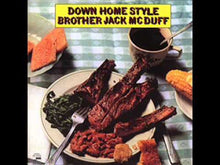 Load and play video in Gallery viewer, Brother Jack McDuff ‎- Down Home Style