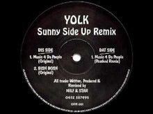 Load and play video in Gallery viewer, Yolk - Sunny Side Up EP