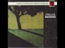 Load and play video in Gallery viewer, Deodato - Prelude
