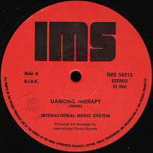 Load image into Gallery viewer, International Music System ‎– Dancing Therapy (Remix)
