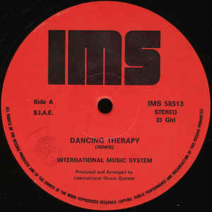International Music System ‎– Dancing Therapy (Remix)