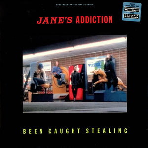 Jane's Addiction ‎– Been Caught Stealing