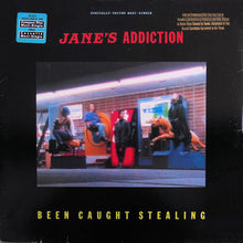 Load image into Gallery viewer, Jane's Addiction ‎– Been Caught Stealing