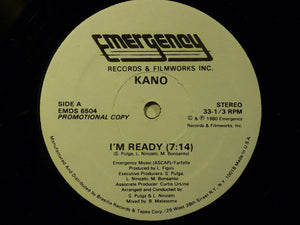 Kano ‎– I'm Ready / Holly Dolly