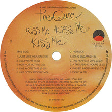 Load image into Gallery viewer, The Cure ‎– Kiss Me Kiss Me Kiss Me