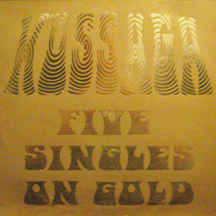 Load image into Gallery viewer, Kossaga - Five Singles On Gold