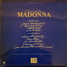 Load image into Gallery viewer, Madonna ‎– True Blue