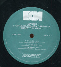 Load image into Gallery viewer, Charlie Haden/ Jan Garbarek/ Egberto Gismonti - Magico