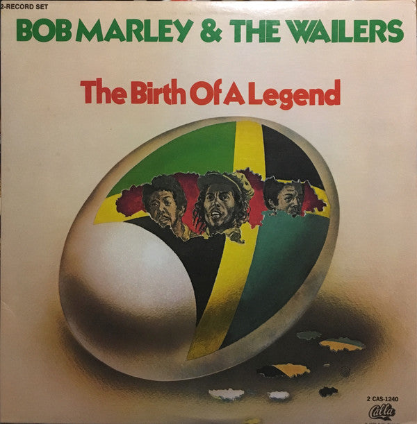 Bob Marley & The Wailers ‎– The Birth Of A Legend