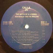 Load image into Gallery viewer, Bob Marley & The Wailers ‎– The Birth Of A Legend