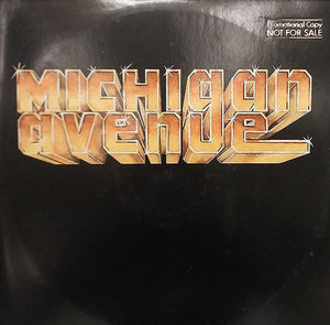 Michigan Avenue - Self Titled