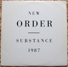 Load image into Gallery viewer, New Order ‎– Substance