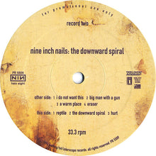 Load image into Gallery viewer, Nine Inch Nails ‎– The Downward Spiral