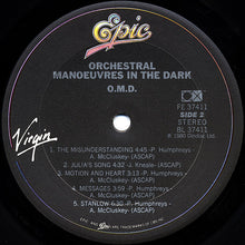 Load image into Gallery viewer, Orchestral Manoeuvres in the Dark - O.M.D.
