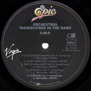 Orchestral Manoeuvres in the Dark - O.M.D.