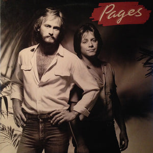 Pages - Self Titled