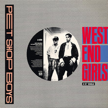 Load image into Gallery viewer, Pet Shop Boys ‎– West End Girls