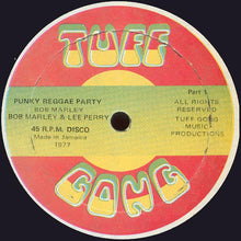 Load image into Gallery viewer, Bob Marley & Lee Perry ‎– Punky Reggae Party