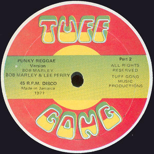 Bob Marley & Lee Perry ‎– Punky Reggae Party