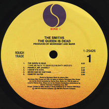 Load image into Gallery viewer, The Smiths ‎– The Queen Is Dead