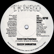 Load image into Gallery viewer, Queen Samantha - Take A Chance 12""