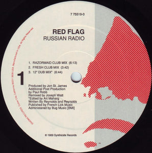 Red Flag - Russian Radio