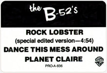 Load image into Gallery viewer, The B-52's ‎– Rock Lobster