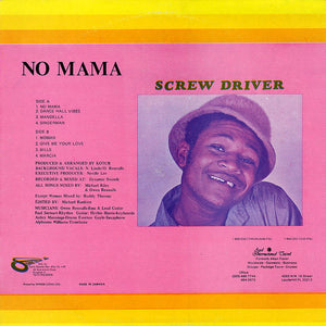 Screwdriver  ‎– No Mama