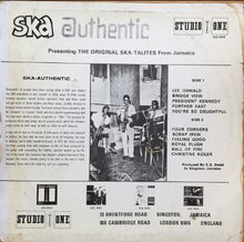 Load image into Gallery viewer, The Original Ska-Talites  ‎– Ska Authentic