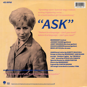 The Smiths ‎– Ask