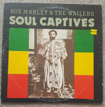 Load image into Gallery viewer, Bob Marley & The Wailers ‎– Soul Captives