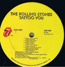 Load image into Gallery viewer, The Rolling Stones - Tattoo You