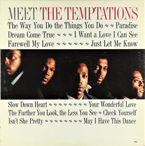 The Temptations - Meet the Temptations