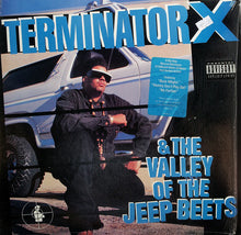 Load image into Gallery viewer, Terminator X ‎– Terminator X & The Valley Of The Jeep Beets