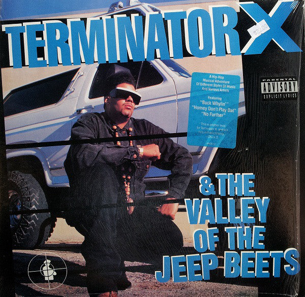 Terminator X ‎– Terminator X & The Valley Of The Jeep Beets
