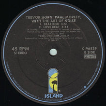 Load image into Gallery viewer, Trevor Horn, Paul Morley, and The Art of Noise - Moments in Love