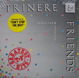 Trinere ‎– Trinere & Friends (Greatest Hits)