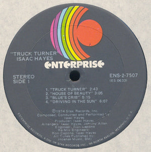 Isaac Hayes - Truck Turner Original Soundtrack