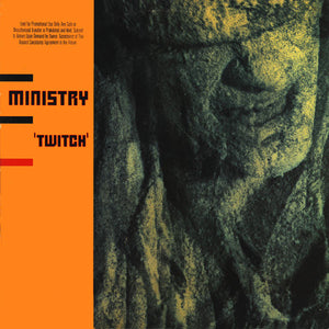Ministry ‎– Twitch