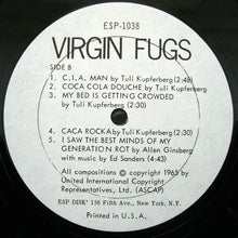 Load image into Gallery viewer, Virgin Fugs - Self Titled