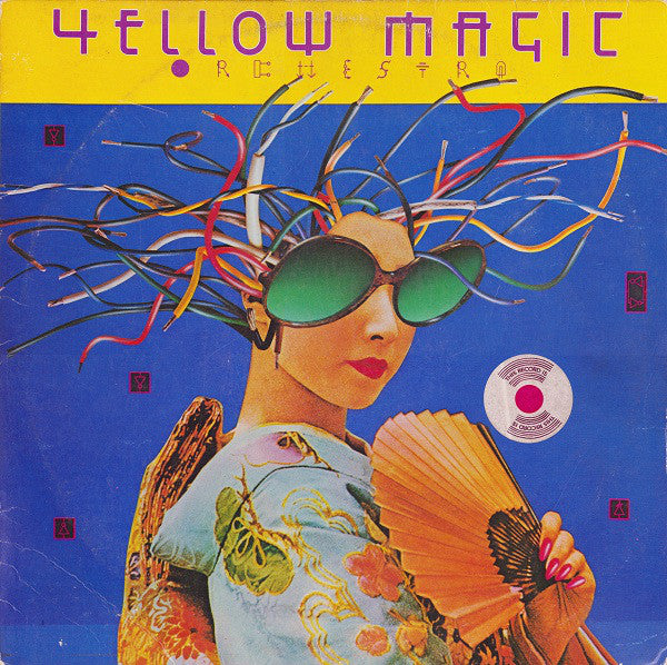 Yellow Magic Orchestra ‎– Yellow Magic Orchestra