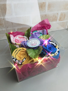 Socks Mytery Gift Box Anime Theme