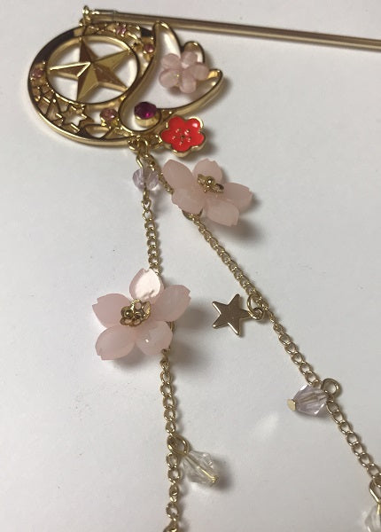 Sakura Wing Hairstick