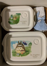 Load image into Gallery viewer, Totoro Japenese Bento Box Set!