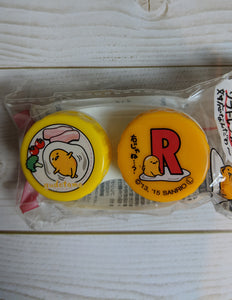 Gudetama Contacts Case